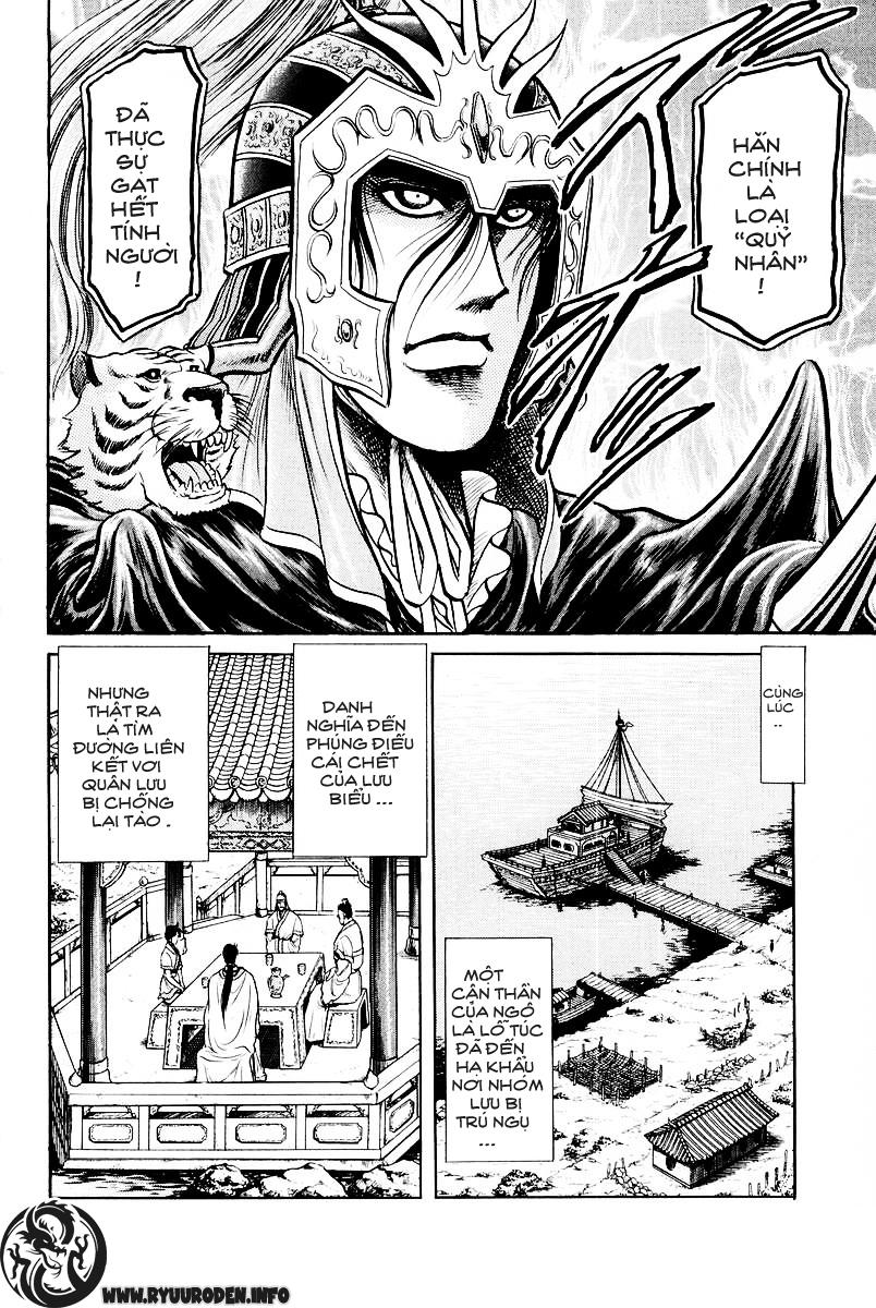 Chú Bé Rồng - Ryuuroden chap 29 - Trang 34