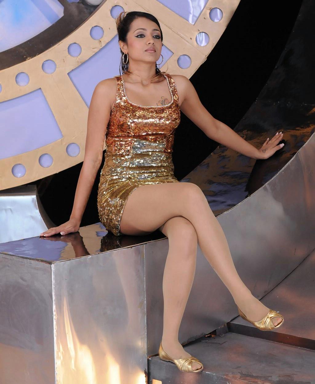Female Feet Club: Trisha Krishnan