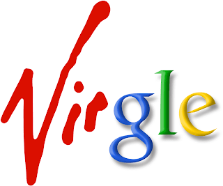 Google + Virgin = Virgle