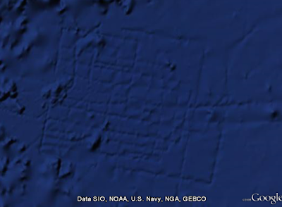 Google Earth Atlantide