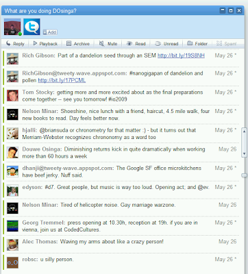 Google Wave Developer Blog: Introducing the Google Wave APIs