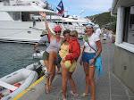 some Nauticat crew