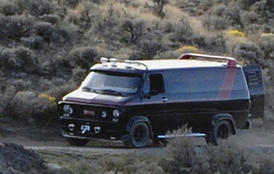 The A-Team's van
