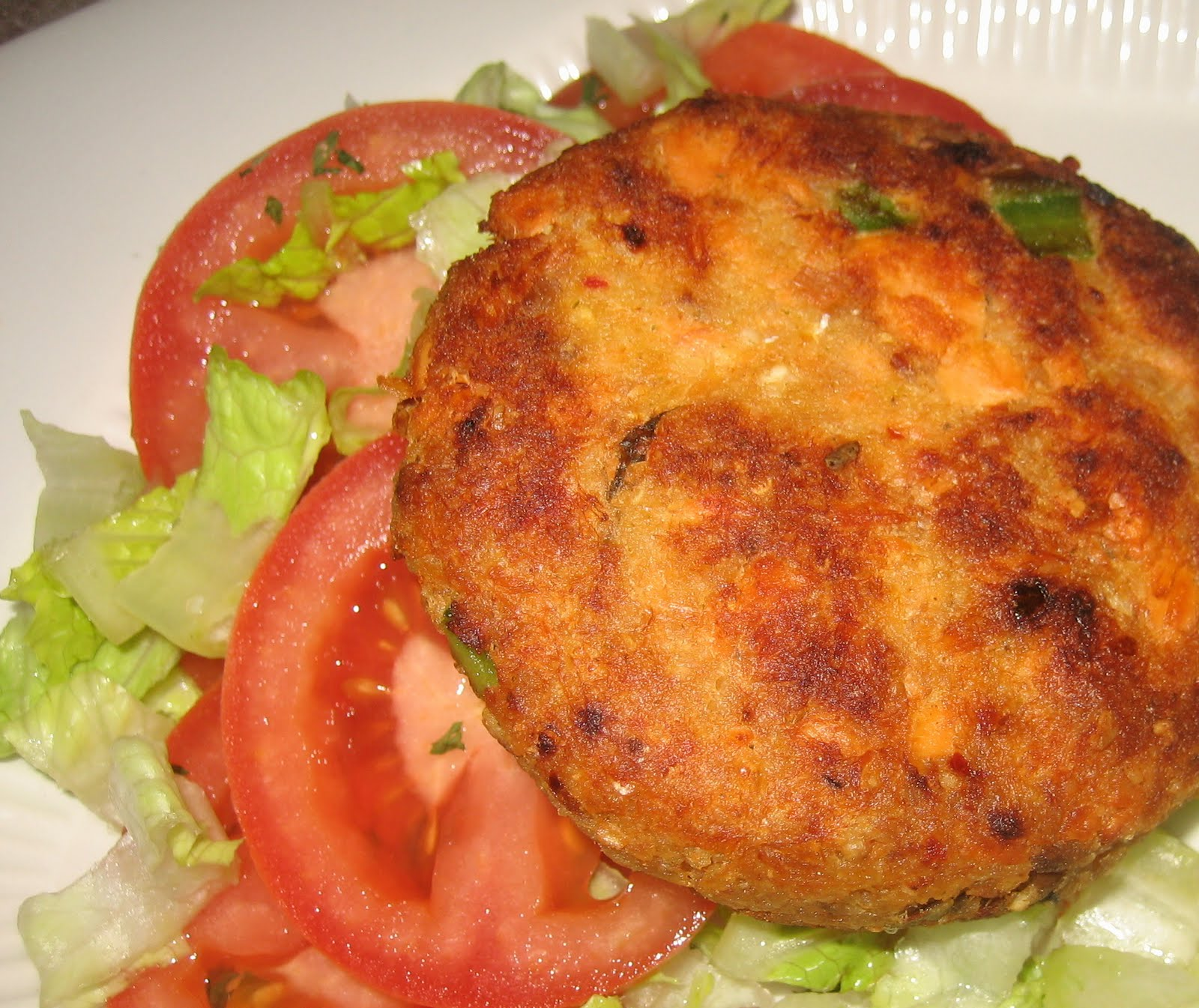 Salmon Cakes Recipes Food Network