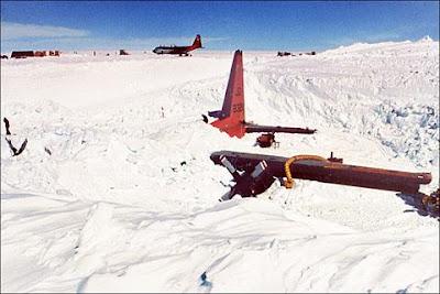 Aviones abandonados y perdidos
