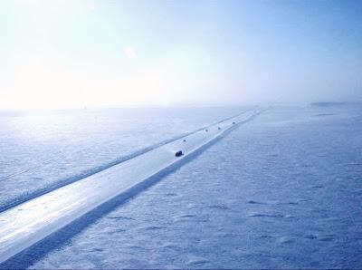 La ruta mas peligrosa del planeta.