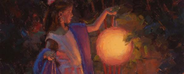 Lanterns Glow