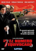 Asesino a Sueldo / 7 el Numero Equivocado / El Caso Slevin