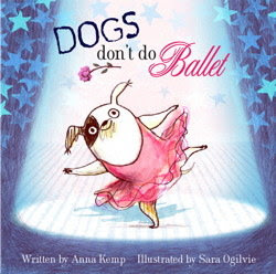 Dogs Don't Do Ballet Book