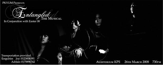 Entangled, the Musical