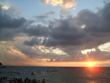 Sunset at Puerto Galera
