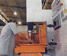 Furadeira Industrial