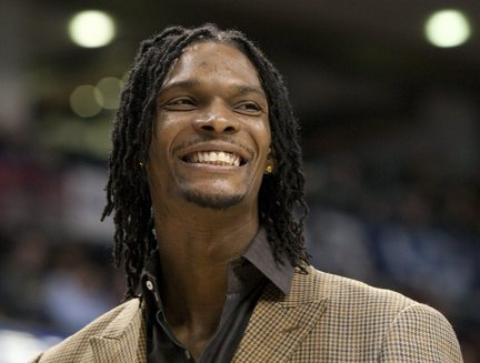 Natural Is Cool Enough N I C E Chris Bosh And His