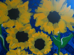 Moontime (sunflowers)