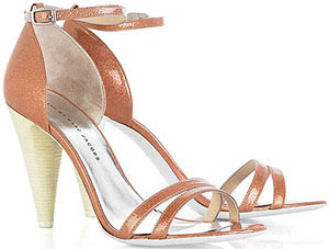 Silver Sandals Strappy Women S Shoes