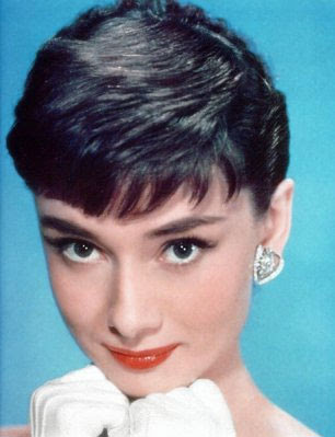 The Glam Guide: Audrey Hepburn Makeup: Step by Step Guide