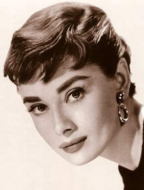 The Glam Guide Audrey Hepburn Makeup Step By Step Guide