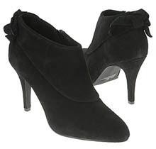 Clarks Black Patent Orabella Fame Buckle Trim Court Shoe