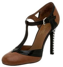 Mary Janes Heel Shoes