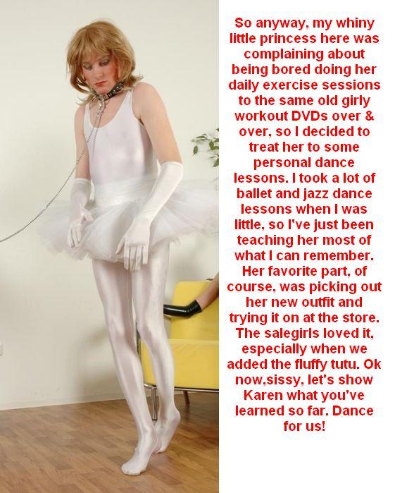 ballet sissy