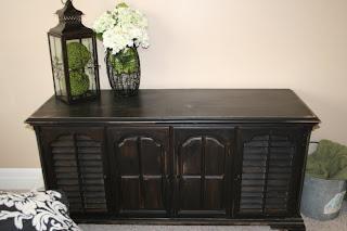 refurnished dresser