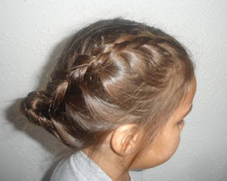 Tremendous The Quotouttiequot Braid Dutch Braid Cute Girls Hairstyles Short Hairstyles For Black Women Fulllsitofus
