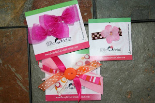 Hair Accessory Prize Pack #2