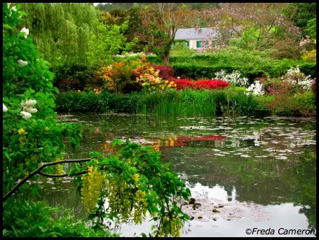 Defining Your Home Garden And Travel Monet S Water