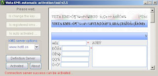 kms auto activation tool