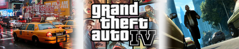 Grand Theft Auto IV - GTA4