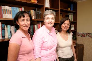 Luz Maria, Olga Groh, Elsy de Machada