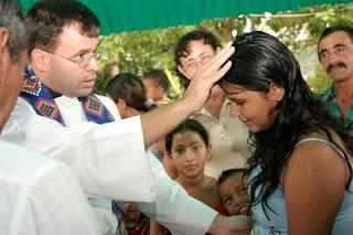 Baptism of Yexi Torres