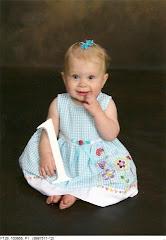 Clara Lynn - 12 months