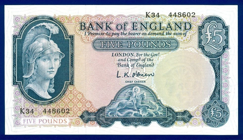 how to write british pounds