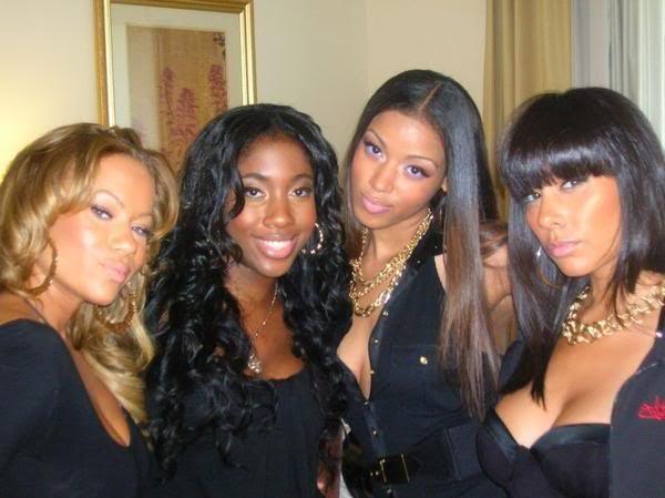 Rich black girls