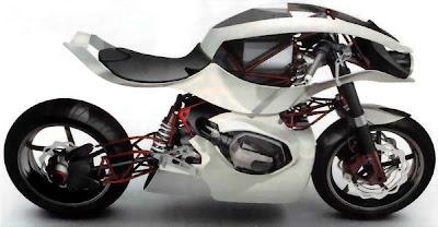 ride the machine the international school of design bmw imme 1200 concept. Black Bedroom Furniture Sets. Home Design Ideas