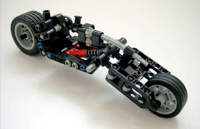 Ride The Machine Mahjqa Leegonai S Lego Akira Bike