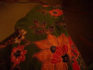 Musim Panas Terakhir di Amerika XXV  Sehelai Kain Batik Jawa ... f796764087