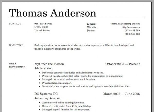 free online resume maker india free online resume maker india