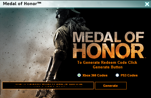 Medal of Honor Xbox 360 | PS3