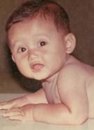 foto bayiku yang imut-imut