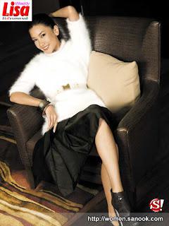 Nun Varanuch Vongsawan No.1 Thai Actress
