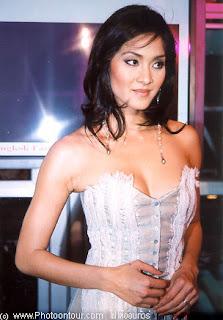 Thai Supermodel Metinee Kingpayom