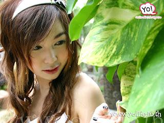 Ice-Natnicha Sanguthai Thai Teen Model