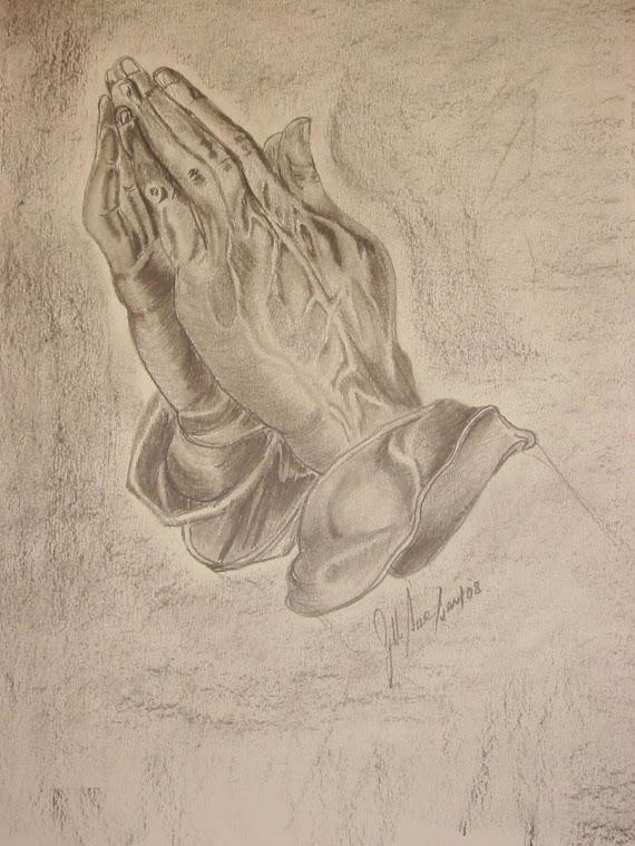 Mãos Rezando (Albrecht Durer)