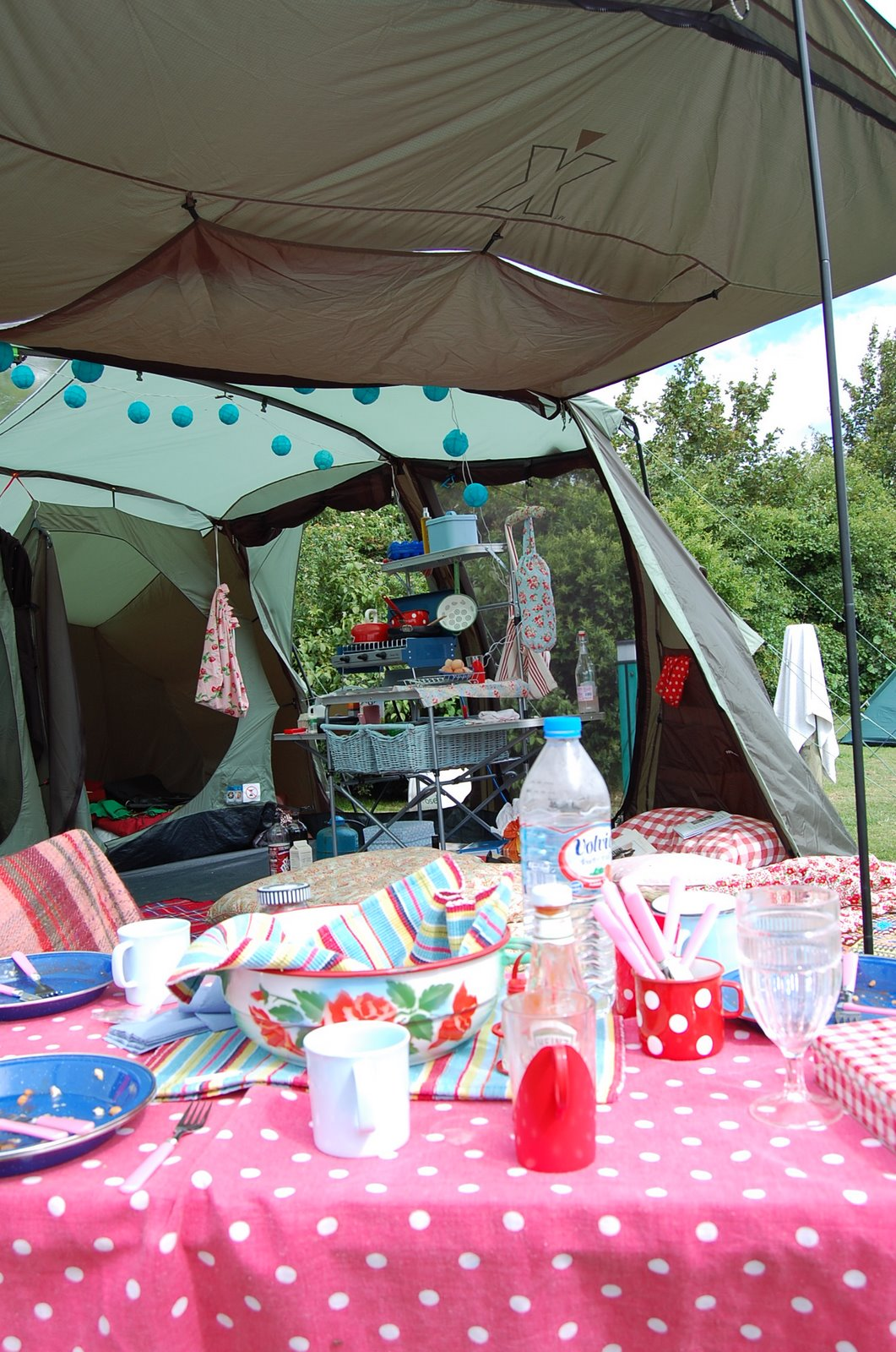 cath kidston camping style