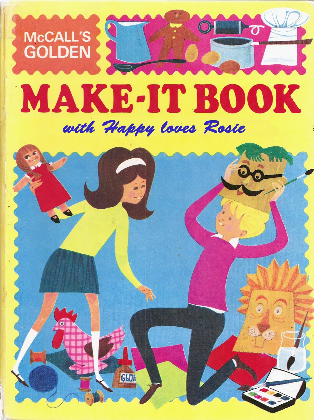 McCall's Golden Make it Book