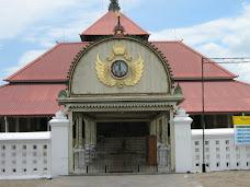 Mosque Kraton Yogyakarta