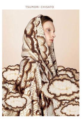 Tsumori Chisato :  fabric prints tsumori chisato fashion