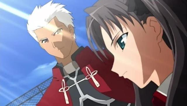 Rin y Archer